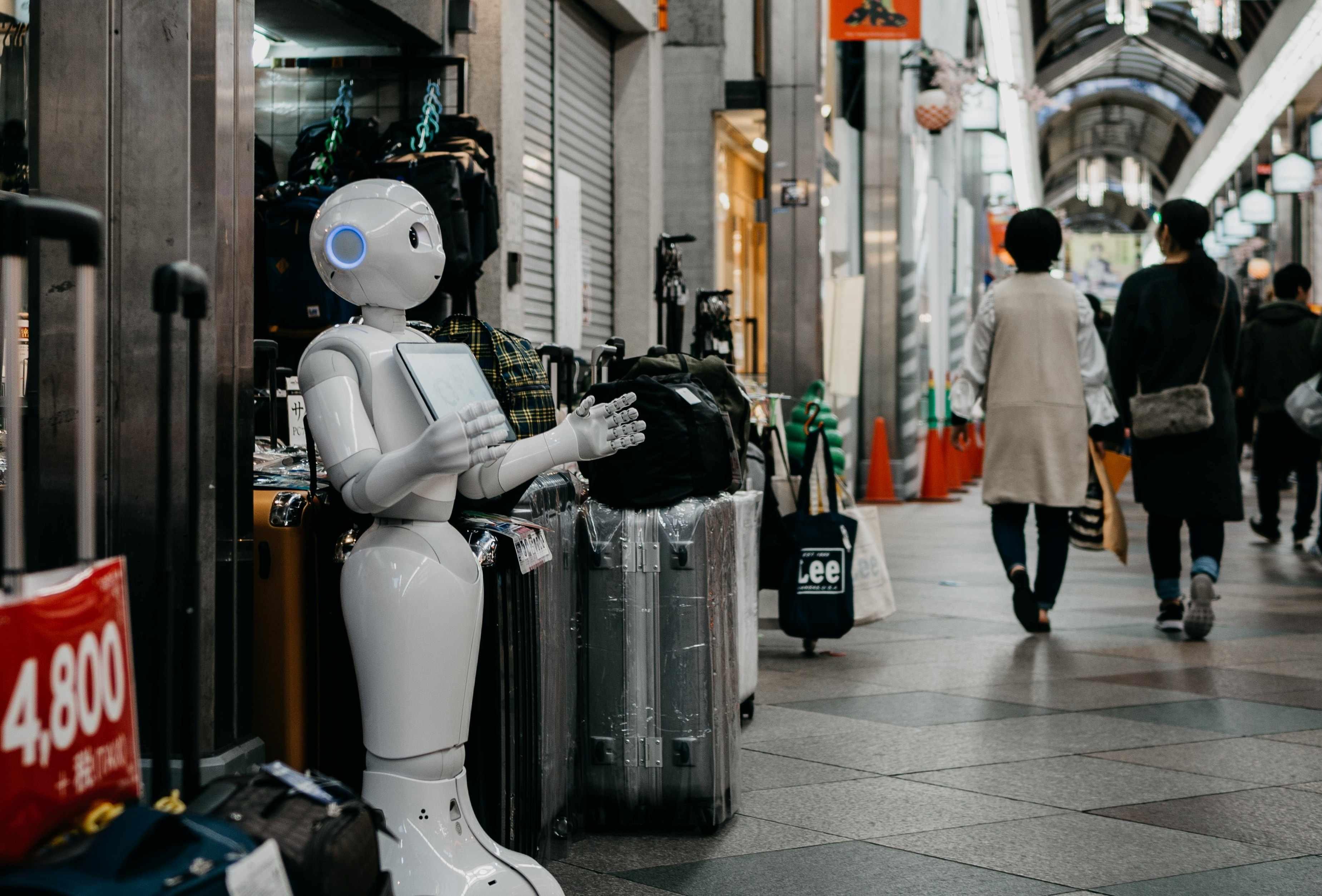sales-robot